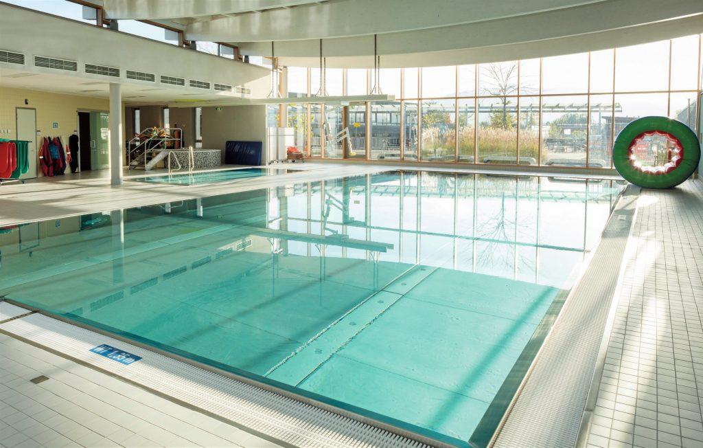 Martinsschule Eltern-Kind-Projekt-Schwimmen